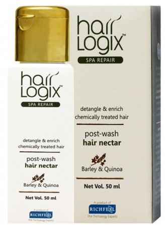 Richfeel Hair Logix Spa Repair Hair Nectar 50ml