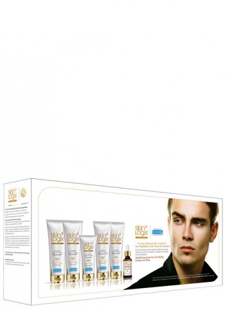 Richfeel Skin Logix Redefine Facial Kit for men with Barley Protien