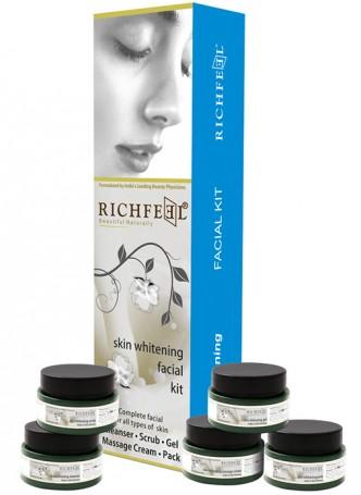 Richfeel Skin Whitening Facial Kit