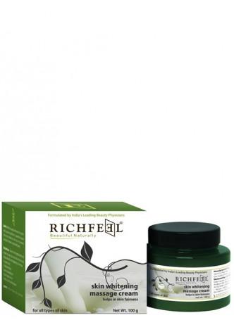 Richfeel Skin Whitening Face Massage Cream