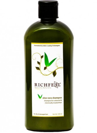 Richfeel Aloe Vera Shampoo