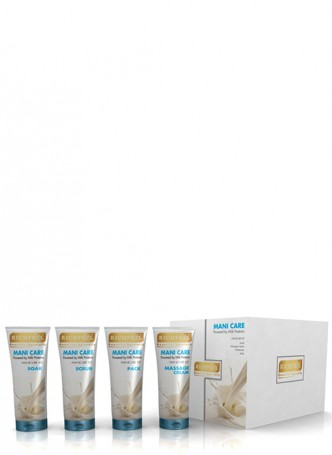 Richfeel Mani Care with Milk Proteins 3 Applications