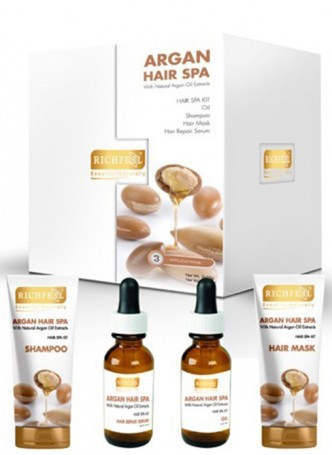 Richfeel Argan Hair Spa