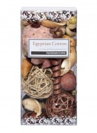 Rosemoore Multi Colour Egyptian Cotton Box Scented Pot Pourri