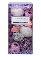 Rosemoore Multi Colour Lavender Blue Box Scented Pot Pourri
