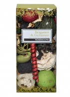 Rosemoore Multi Colour Bergamot and Geranium Box Scented Pot Pourri