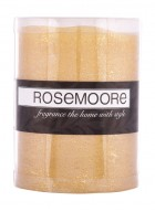 Rosemoore Gold LED Candle - I
