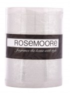 Rosemoore Silver LED Candle - I