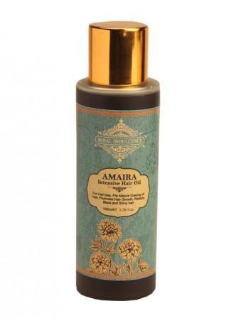 Royal Indulgence Amaira Intensive Hair Oil - 100ml