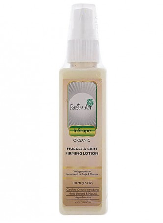 Rustic Art Muscle & Skin Firming Lotion