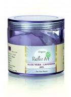 Rustic Art Organic Aloe Vera - Lavender Gel