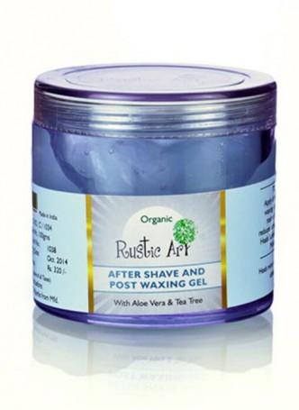 Rustic Art Organic After Shaving Gel