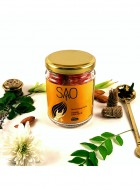 SAO Herbal Revitalizing Herbs Hair Pack - 50gms