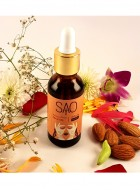 SAO Herbal Radiance Drops Face Oil for Dry Skin - 10ml