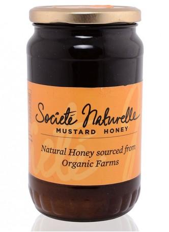 Societe Naturelle Mustard Honey