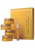 Sara Nano 24K Radiance Gold Facial Kit (Set of 5)