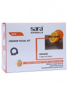 Sara Orange Facial Kit (Set of 4)
