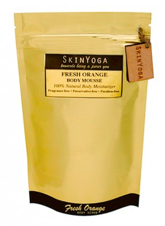 SkinYoga Fresh Orange Body Scrub 200gms