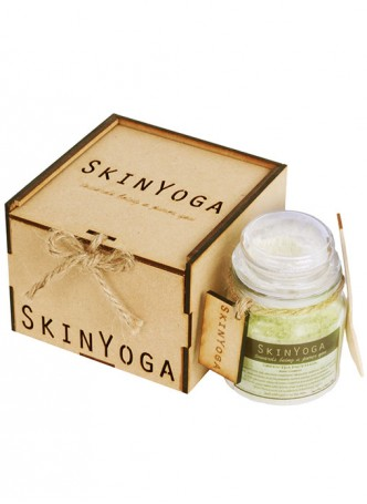 SkinYoga Green Tea Face Mask