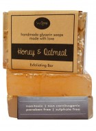 Soap Opera Exfoliating Soap - Honey and Oat Meal (Pack of 3)