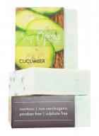 Soap Opera Fruit Soap - Cucumber (Pack of 3)