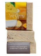 Soap Opera Soap - Sandalwood (Pack of 3)