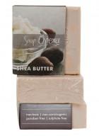 Soap Opera Butter Soap - Shea Butter (Pack of 3)