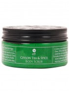 Spa Ceylon Tea and Spice Body Scrub