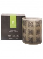 Spa Ceylon Forest Trail Home Aroma Blend Natural Candle