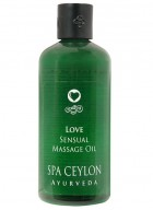 Spa Ceylon Love Sensual Massage Oil