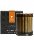 Spa Ceylon Aromaveda Natural Diffuser-Cinnamon