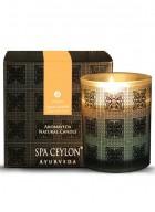 Spa Ceylon Aromaveda Natural Candle-Neroli Jasmine