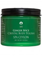 Spa Ceylon Ginger Spice - Crystal Body Polish