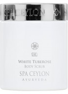 Spa Ceylon Body Scrub-White Tuberose