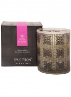 Spa Ceylon Pink Grapefruit Home Aroma Blend Natural Candle