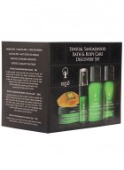 Spa Ceylon Sensual Sandalwood Bath Body Care Discovery Set