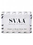 Svaa Moroccan Argan Oil and Musk Soap