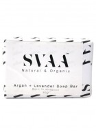 Svaa Moroccan Argan Oil and Lavender Soap