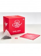 Tea Culture of the World Earl Grey 20 Tea Bags (Pack of 2)