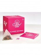 Tea Culture of the World Flowery Bouquet 20 Tea Bags (Pack of 2)