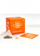 Tea Culture of the World Masala Chai 20 Tea Bags (Pack of 2)