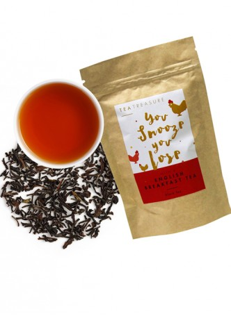 Tea Treasure English Breakfast Tea