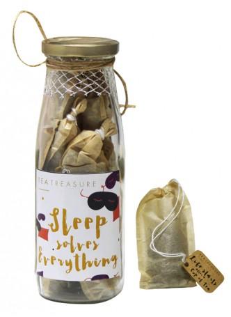 Tea Treasure Sweet Dreams Handcrafted Tea Bags (Pack of 2)
