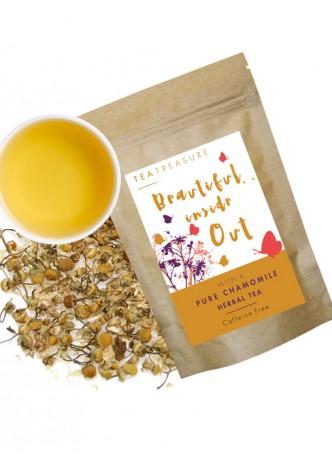 Tea Treasure Pure Chamomile Flower Tea