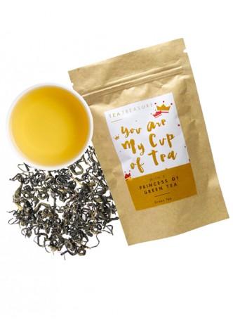 Tea Treasure Princess of Green