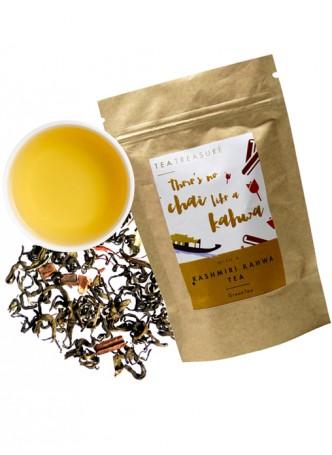 Tea Treasure Kashmiri Kahwa Green Tea