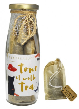 Tea Treasure Slimming Tea Handcrafted Tea Bags (Pack of 2)