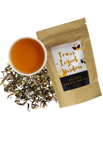 Tea Treasure Oolong Tea