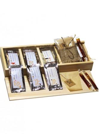 Tea Treasure Tea Assortment Gift Box - Black Tea