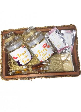 Tea Treasure Kitty Party Tea Set- Dollop 30 Tea Bags